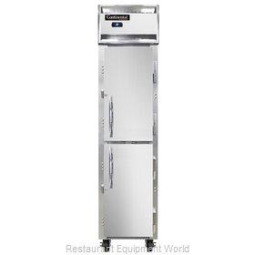 Continental Refrigerator 1RSES-SS-HD Refrigerator, Reach-In
