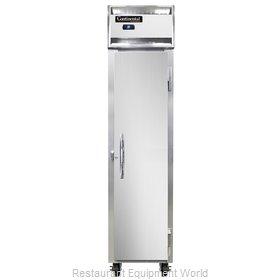Continental Refrigerator 1RSES-SS Refrigerator, Reach-In