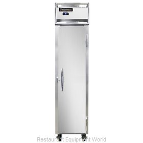 Continental Refrigerator 1RSES Refrigerator, Reach-In