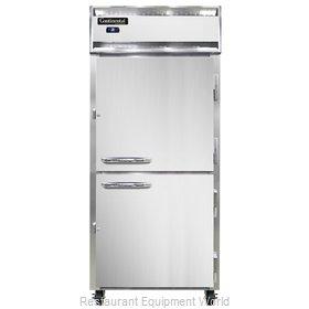 Continental Refrigerator 1RX-PT-HD Refrigerator, Pass-Thru