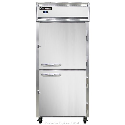 Continental Refrigerator 1RX-SA-PT-HD Refrigerator, Pass-Thru