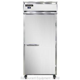Continental Refrigerator 1RX Refrigerator, Reach-In
