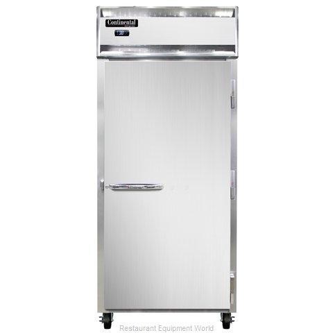 Continental Refrigerator 1RXNSAPT Refrigerator, Pass-Thru