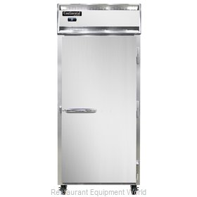 Continental Refrigerator 1RXNSSPT Refrigerator, Pass-Thru