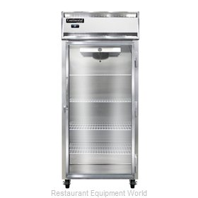 Continental Refrigerator 1RXSNGD Refrigerator, Reach-In