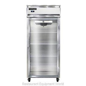 Continental Refrigerator 1RXSNSAGD Refrigerator, Reach-In