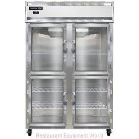 Continental Refrigerator 2F-GD-HD Freezer, Reach-In