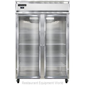 Continental Refrigerator 2F-GD Freezer, Reach-In