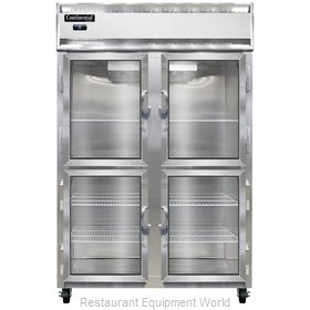 Continental Refrigerator 2F-LT-GD-HD Freezer, Low Temperature, Reach-In