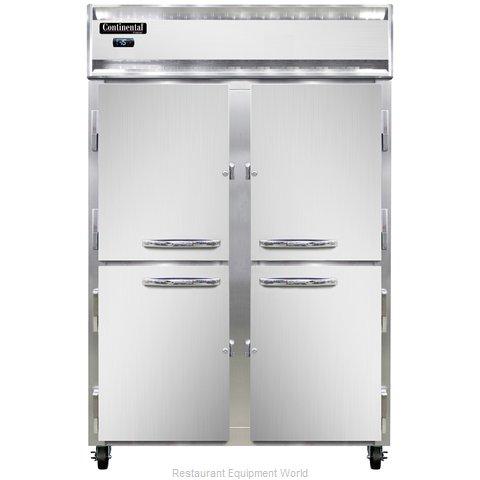 Continental Refrigerator 2F-LT-SA-HD Freezer, Low Temperature, Reach-In