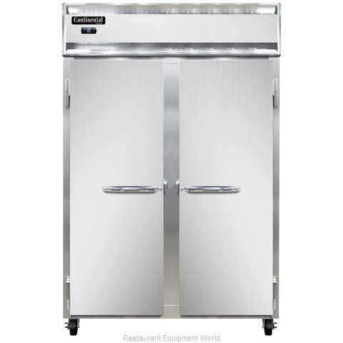 Continental Refrigerator 2F-LT-SA Freezer, Low Temperature, Reach-In