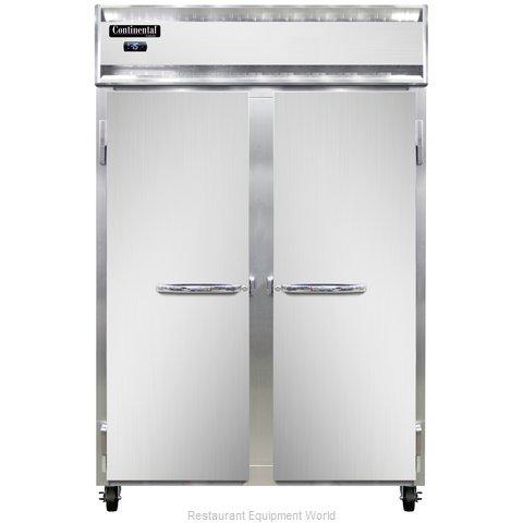 Continental Refrigerator 2F-LT Freezer, Low Temperature, Reach-In