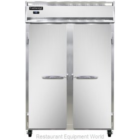 Continental Refrigerator 2F-LT Freezer, Low Temperature, Reach-In