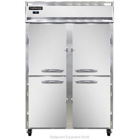 Continental Refrigerator 2F-SA-HD Freezer, Reach-In