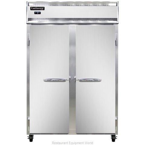Continental Refrigerator 2F-SA Freezer, Reach-In