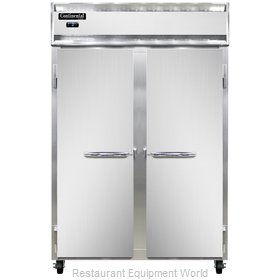 Continental Refrigerator 2F-SA Freezer, Reach-In