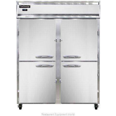 Continental Refrigerator 2FE-HD Freezer, Reach-In