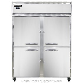 Continental Refrigerator 2FE-LT-HD Freezer, Low Temperature, Reach-In
