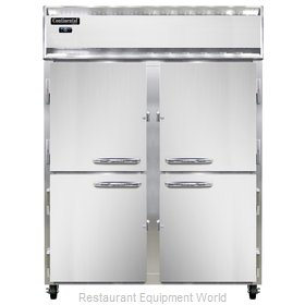 Continental Refrigerator 2FE-LT-SA-HD Freezer, Low Temperature, Reach-In