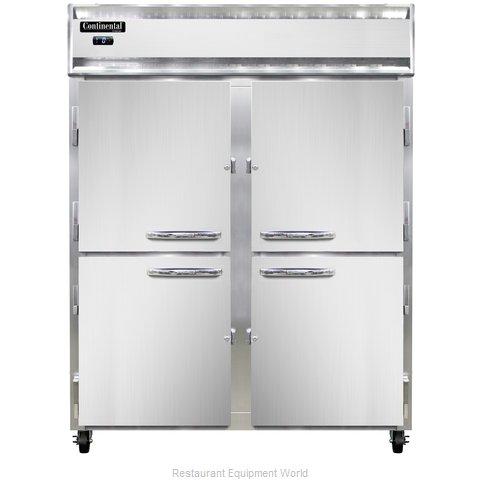 Continental Refrigerator 2FE-PT-HD Freezer, Pass-Thru