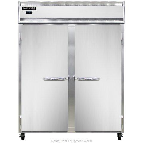 Continental Refrigerator 2FE-PT Freezer, Pass-Thru
