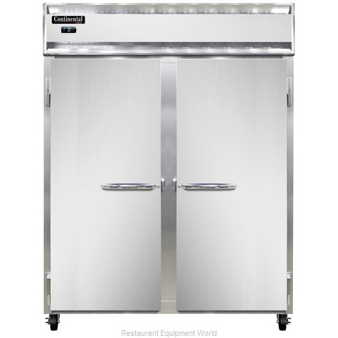 Continental Refrigerator 2FE-SA-PT Freezer, Pass-Thru