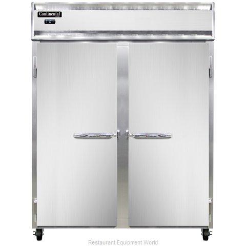 Continental Refrigerator 2FE-SA Freezer, Reach-In