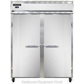 Continental Refrigerator 2FES Freezer, Reach-In