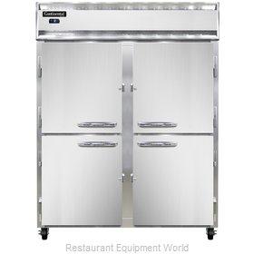 Continental Refrigerator 2FESNSAHD Freezer, Reach-In