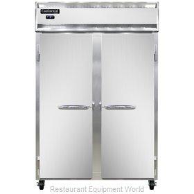 Continental Refrigerator 2FN Freezer, Reach-In