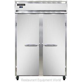 Continental Refrigerator 2FS-SS Freezer, Reach-In