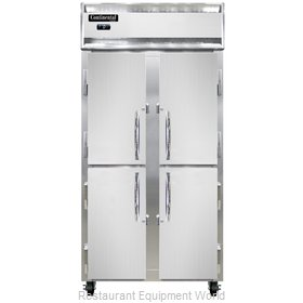 Continental Refrigerator 2FSE-HD Freezer, Reach-In