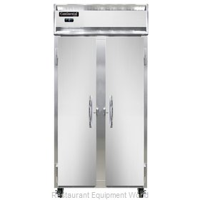 Continental Refrigerator 2FSE-SS Freezer, Reach-In