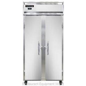 Continental Refrigerator 2FSE Freezer, Reach-In
