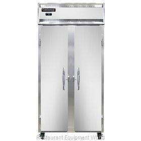Continental Refrigerator 2FSENSA Freezer, Reach-In