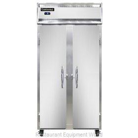 Continental Refrigerator 2FSESNSS Freezer, Reach-In