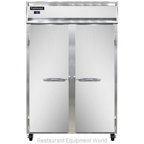 Continental Refrigerator 2FSN Freezer, Reach-In