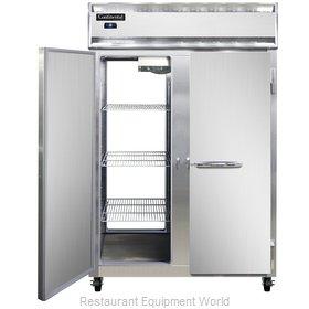 Continental Refrigerator 2R-PT Refrigerator, Pass-Thru