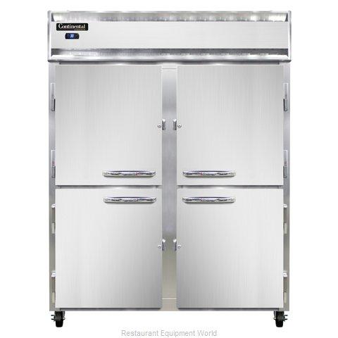 Continental Refrigerator 2RE-SA-HD Refrigerator, Reach-In