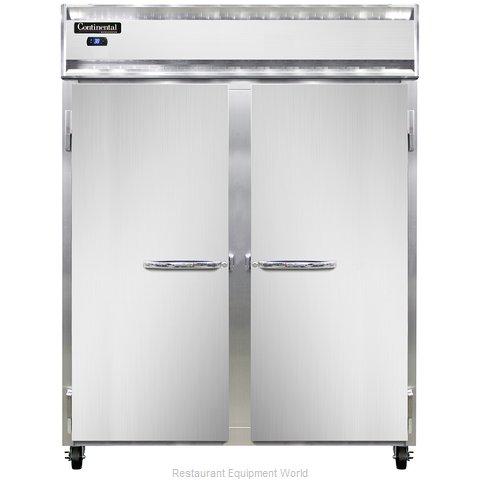 Continental Refrigerator 2RE-SA-PT Refrigerator, Pass-Thru