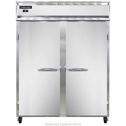 Continental Refrigerator 2RE-SS-PT Refrigerator, Pass-Thru