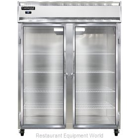 Continental Refrigerator 2RENGD Refrigerator, Reach-In