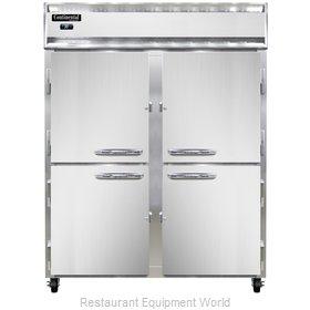 Continental Refrigerator 2RENPTHD Refrigerator, Pass-Thru