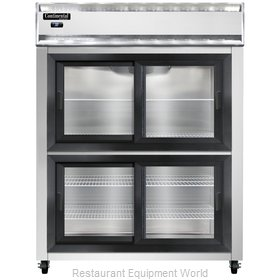 Continental Refrigerator 2RENSGDHD Refrigerator, Reach-In