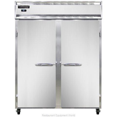 Continental Refrigerator 2RENSSPT Refrigerator, Pass-Thru