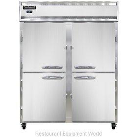 Continental Refrigerator 2RENSSPTHD Refrigerator, Pass-Thru