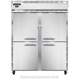 Continental Refrigerator 2RES-HD Refrigerator, Reach-In