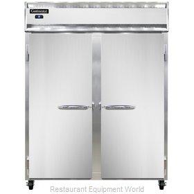 Continental Refrigerator 2RES-SA Refrigerator, Reach-In