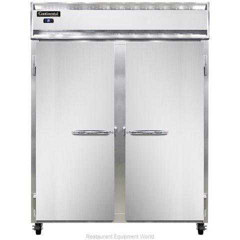 Continental Refrigerator 2RES Refrigerator, Reach-In
