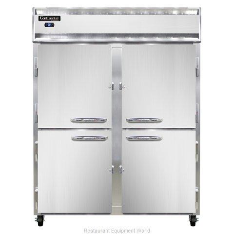 Continental Refrigerator 2RESNSAHD Refrigerator, Reach-In